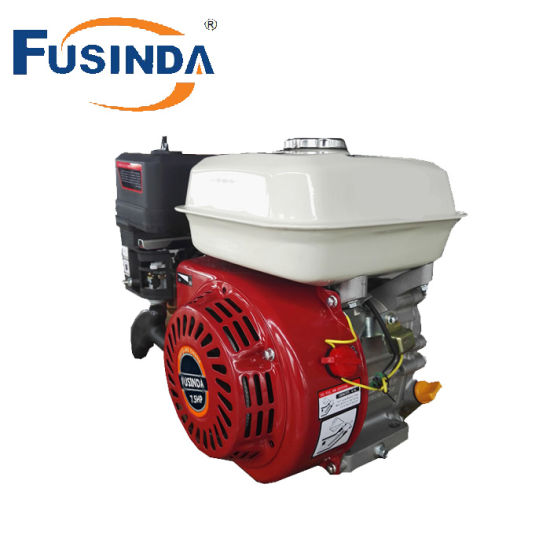 Factory Price! 6 5HP 7HP 9HP 13HP 15HP Gasoline Engines with Different Shaft