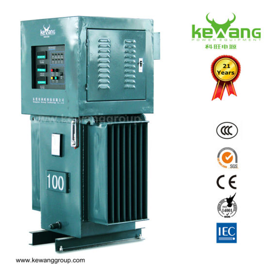 Automatic High / Low Voltage Cut off Overload and Short Circuit Protection Auto Voltage Stabilzier/Regulator pictures & photos