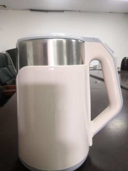 for Hotel Using Plastic Electronic Kettle with Fast Heating Element 1.8L