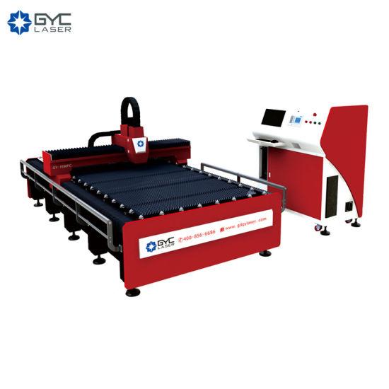 1000W CNC Metal Aluminum Stainless Steel Precise Fiber Laser Cutting Machine