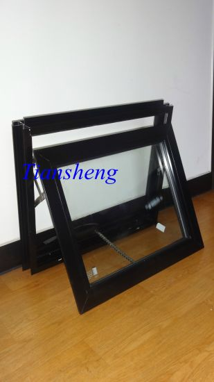 Aluminum Awning Window Glass Window for Australia pictures & photos