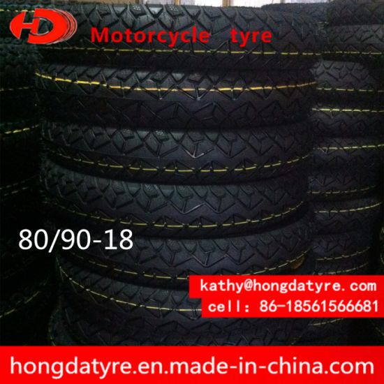 Hot Sale Bicycle Tyre Hdb505 pictures & photos