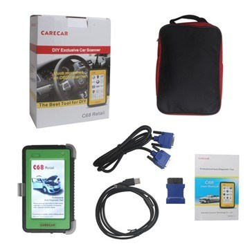 Carecar C68 Retail DIY Professional Auto Diagnostic Tool pictures & photos