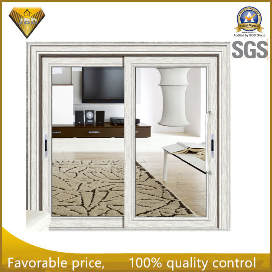 Sound and Heat Insulation Double Glazing Aluminium Sliding Doors  sc 1 st  Jin Burdon Industrial Co. Limited & China Sound and Heat Insulation Double Glazing Aluminium Sliding ...