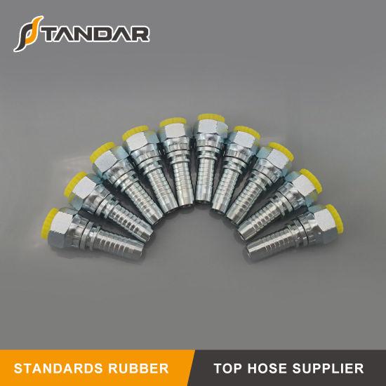 China Metric Hydraulic Hose Crimp Repair Reusable Pipe