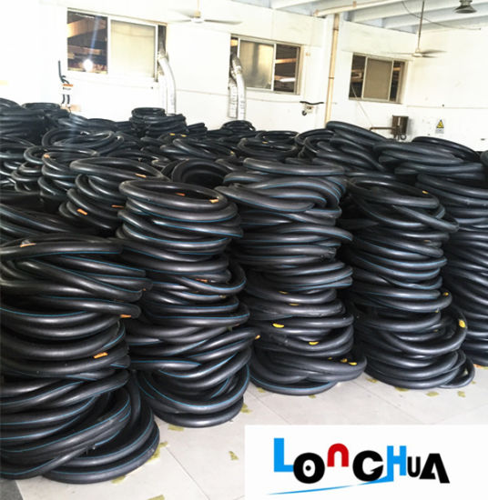 ISO DOT Soncap Certificated Motorcycle Inner Tube (2.75-19) pictures & photos