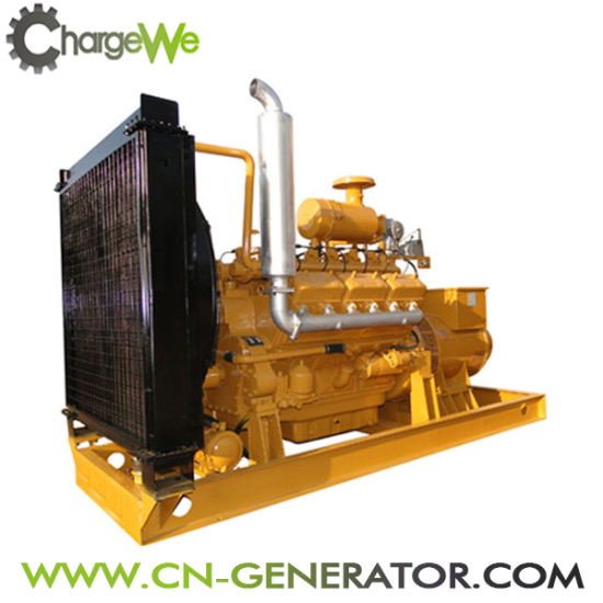 CE Approved Electric Motor Biogas Engine Generator Generating Set pictures & photos