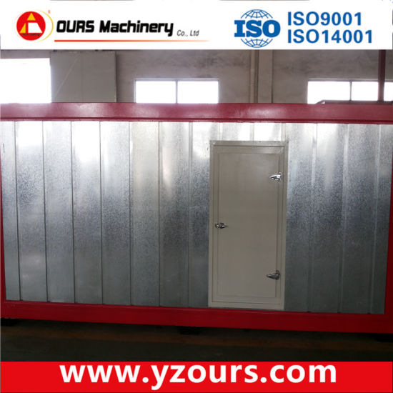 High Quality Powder Drying/Curing Oven with Various Heating Energy pictures & photos