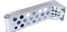 Stainless Steel Stamping and Stamped Part