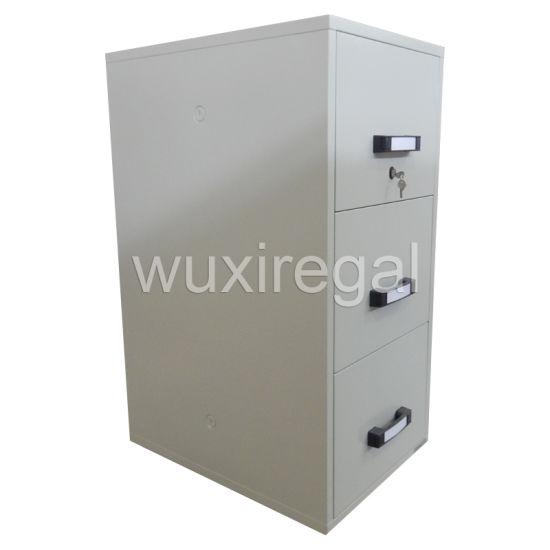 UL Certified Fireproof Filing Cabinet, Special Office Furniture (UL750FRD-II-3001)