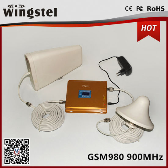 2018 Hot New Model GSM980 Signal Repeater for Mobile/Signal Amplifier with  High Quality From Wt
