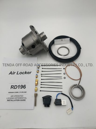 Rd196 Air Locker and Differential Lockers for All Series 4X4 off Road Vehicles and Cars