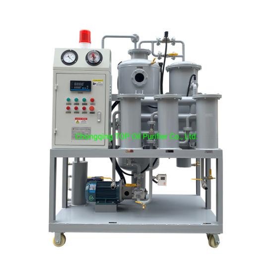 Gas Turbine Oil Filtration Plant (TYA-100)