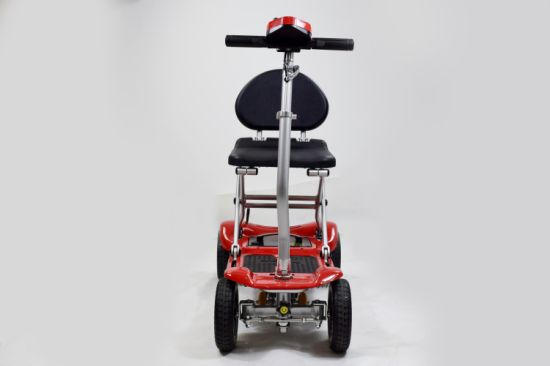 Remote Control Foldable Mobility Scooter with Ce and FDA Certification