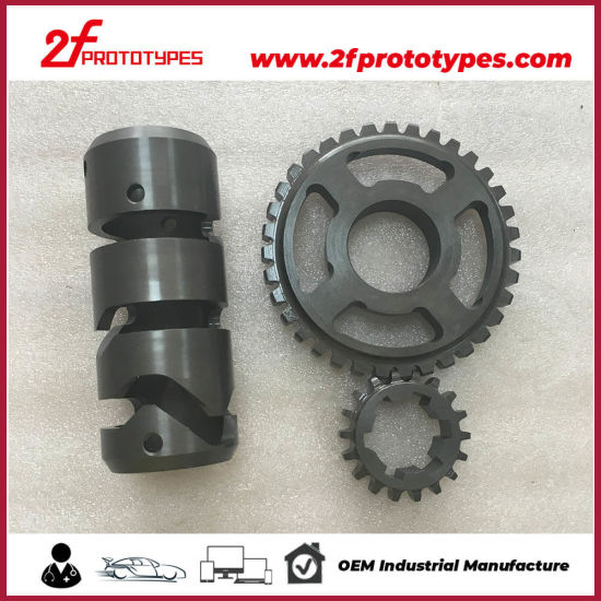 High Precision Customized CNC Machined Parts