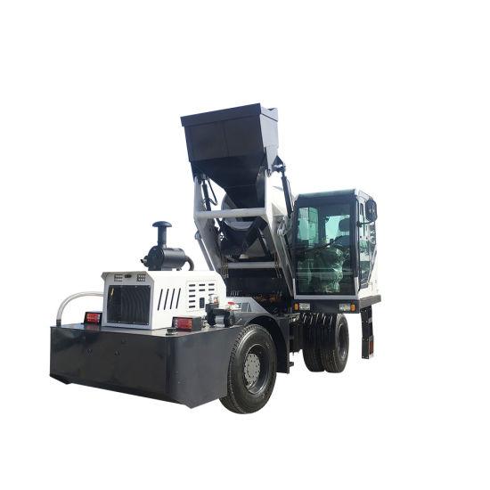 Electric Mini Portable Cement Concrete Mixer Machine