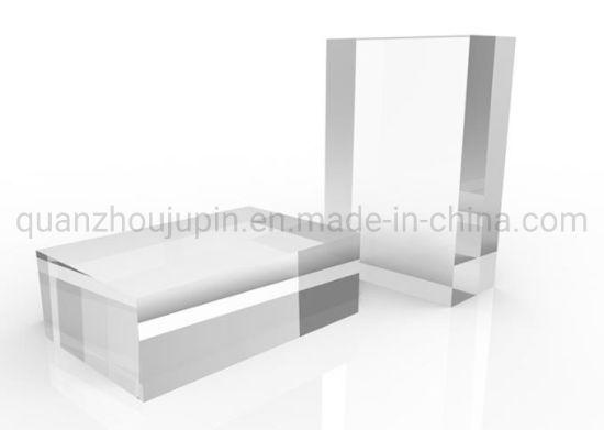 OEM PMMA Cutting of Transparent Organic Glass Acrylic Board