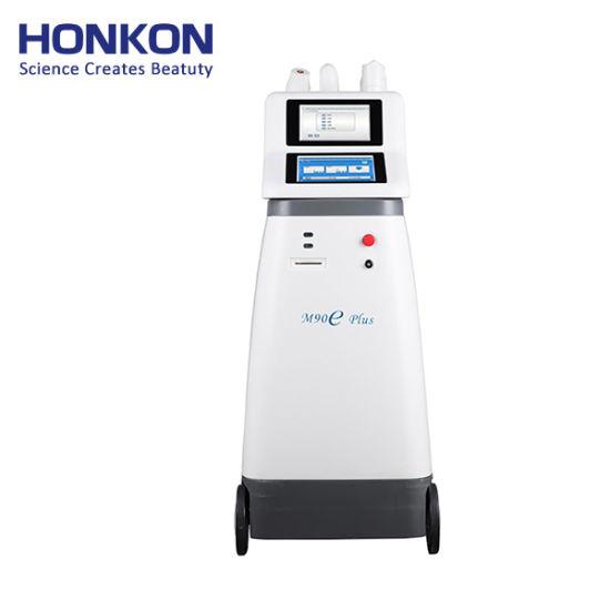 Honkon Multifunctional 3 in 1 IPL+RF+Q-Switched ND: YAG Laser Skin Care Medical Equipment