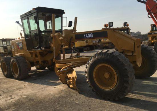 Second Hand Caterpillar 14G Motor Grader Cat 14G Grader