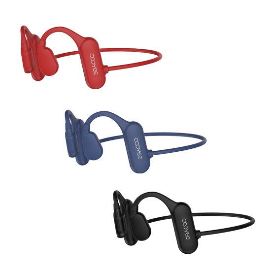 Ipx56 Bone Conduction Sports Earphones Bluetooth Bone Conduction Sports Headphone