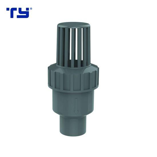 PVC-U Water Supply Fittings Foot Valve (V30)