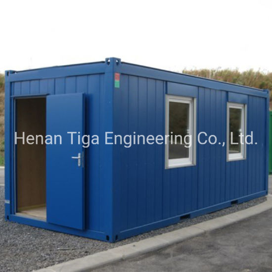 Ghana Portable Cabin Prefab House with Safe and Durable Features