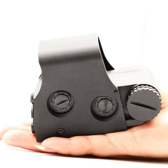 Tactical Small Mini Compact Laser Sight Riflescope Military Real Holographic Sight