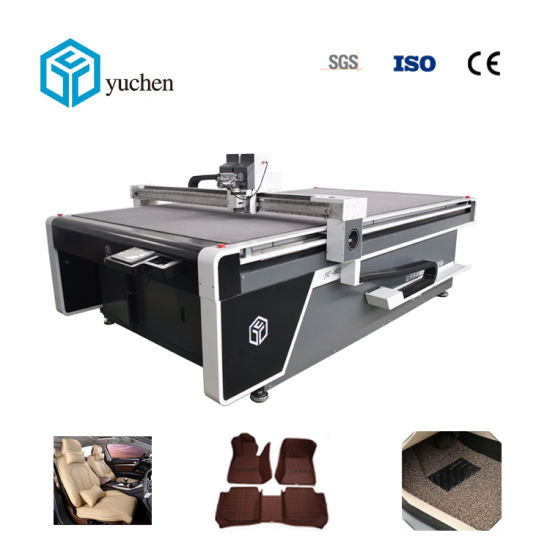 Computer Control Leather Lace Cutting Machine