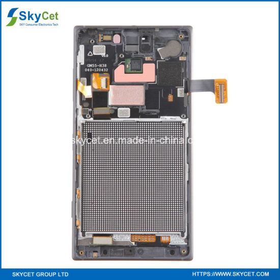 High Quality LCD Screen for Nokia Lumia 830 Spare Parts pictures & photos