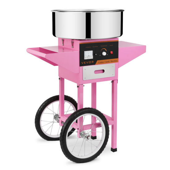 China Cotton Candy Maker With Cart China Cotton Candy Machines
