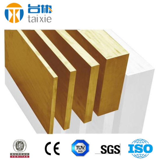 High Quality Copper Cathode Plate C17500 Cw104c C112 pictures & photos