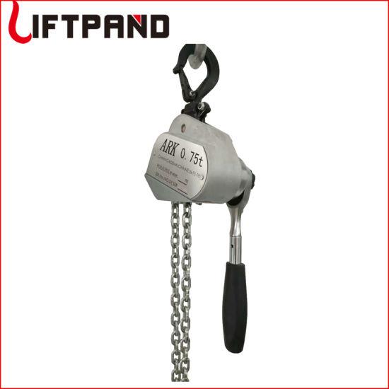 Aluminum Alloy Mini Lever Hoist Anti-Explosion Lever Hoist