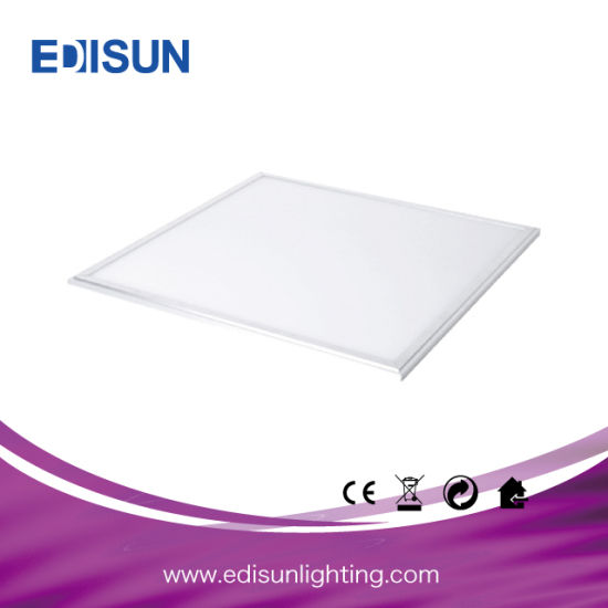 LED Ceiling Lamp Ugr<17 600*600mm 300*1200mm 30W 36W 40W 48W 60W Lifud Dali Driver Panel Light for Office Lighting