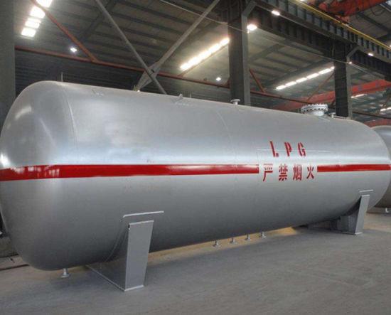 LPG Skid Station Storage Tank 10m3 LPG Tank for Sale