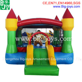 Commerical Inflatable Jumping Castle (DJIBMC08) pictures & photos