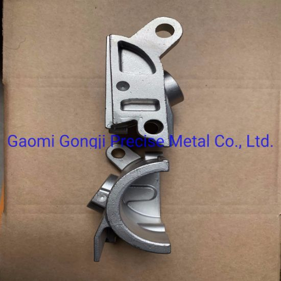 Stainless Steel Lost Wax Casting CNC Machining Motorcycle Parts