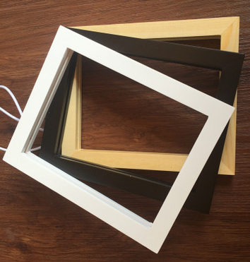 3D Picture Frame with USB Night Light pictures & photos