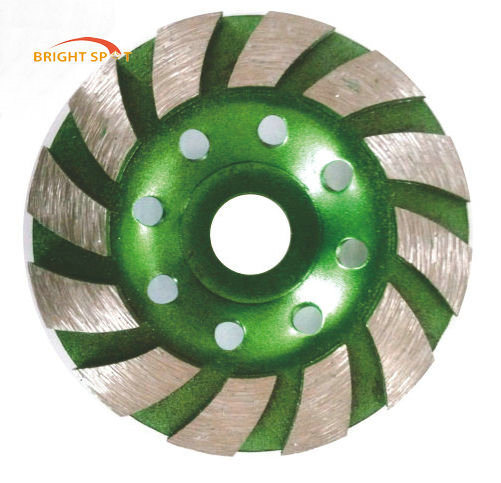 Diamond Segmented Turbo Cup Grinding Wheel pictures & photos