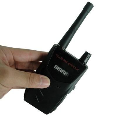 Wireless RF Signal Detector for Camera Bug Detector