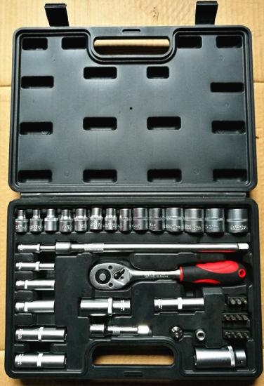 Hot Sale-40PCS Professional Socket Kit Tool Set