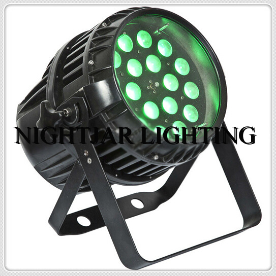 Nj-L18A Outdoor 18*10W LED Zoom Waterproof PAR Lgiht pictures & photos