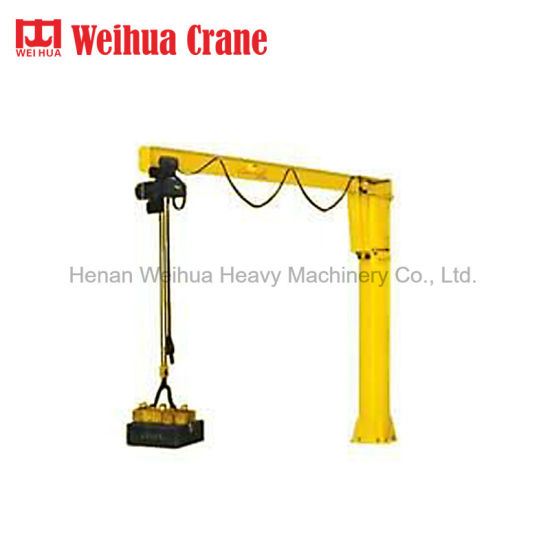 Floor Mounted 3t Electric Cantilever Jib Crane
