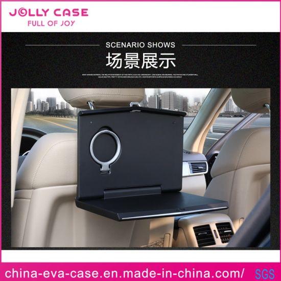 Portable Car Hanging Laptop Tray Cup, Car Seat Laptop Tray