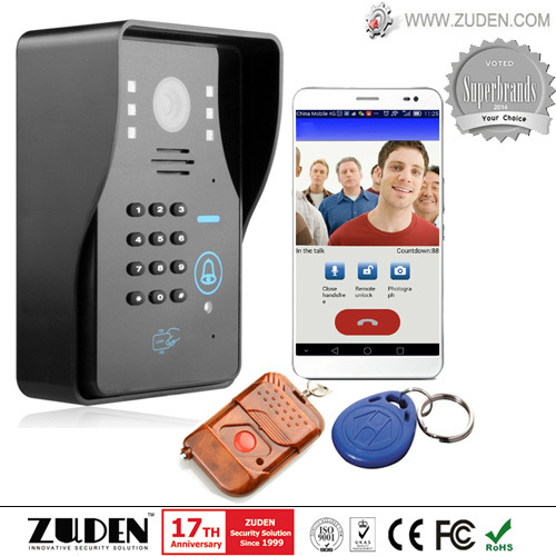WiFi Video Doorbell System with APP Control pictures & photos