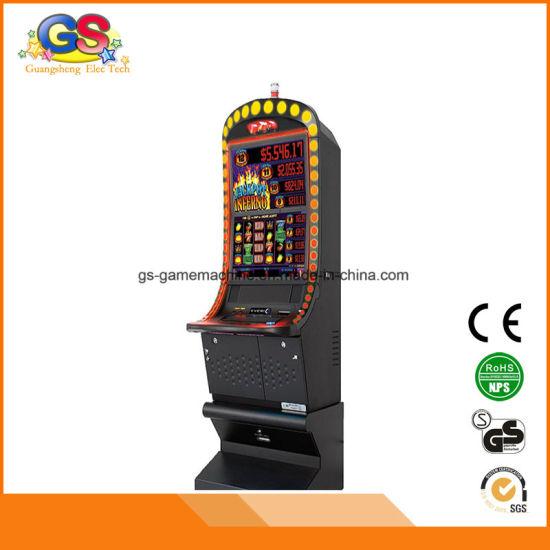 China New Williams Slant Top Slot Machine Cheap Gaming