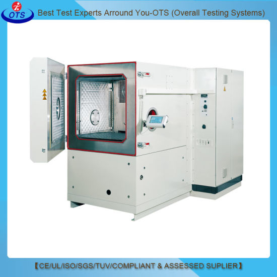 Laboratory Integrated High Altitude Low Air Pressure Simulation Test Chamber