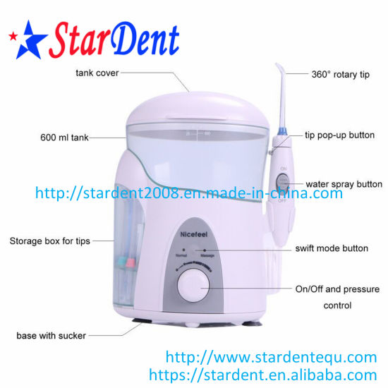 New Dental Water Flosser pictures & photos