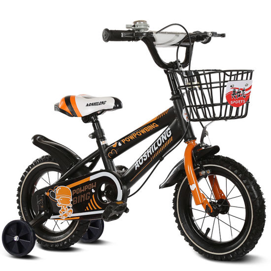 2017 New Model Kids Folding Bicycle Children Bicycle