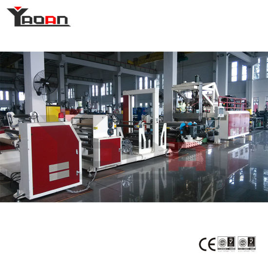 PP PE PS Pet PC ABS Plastic Sheet Extruder Machine pictures & photos