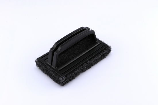 New Design High Standard ODM Sponge Scourer Pad Brush pictures & photos